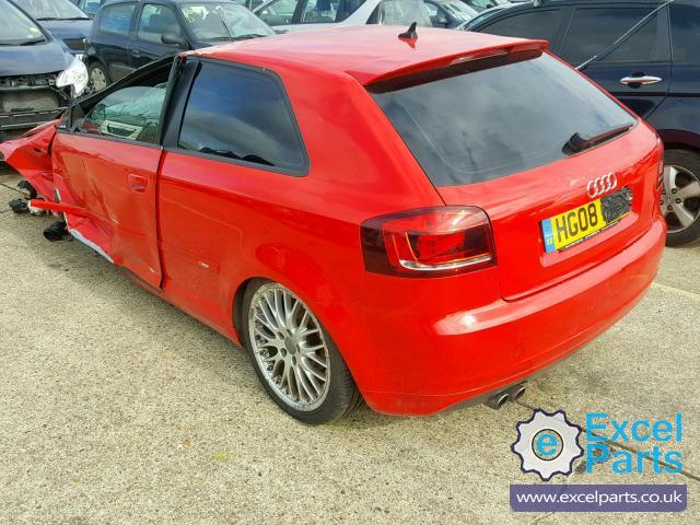 AUDI A3 MK2 8P9 A5 WHEEL HUB  LEFT PASSENGER NEAR SIDE FRONT NSF 6 SPEED MANUAL 2.0 I 1968 CC BMN