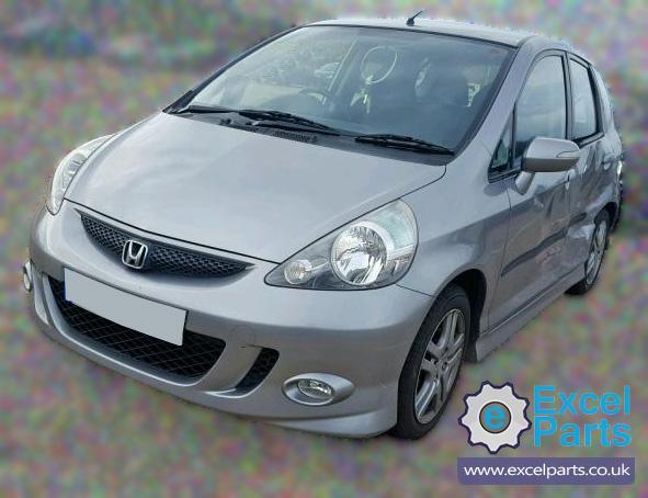 HONDA JAZZ MK2 GE3 DOOR GLASS  LEFT PASSENGER NEAR SIDE FRONT NSF CVT 1.3 1339 CC L13A1