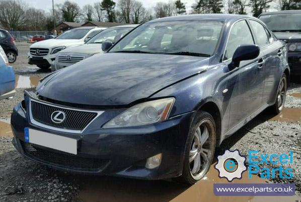 LEXUS IS220 MK2 ALE20 WING MIRROR / SIDE VIEW MIRROR  TR0502 LEFT PASSENGER NEAR SIDE FRONT NSF 6 SPEED MANUAL 2.2 I 2200 CC 2ADFHV / 2AD-FHV