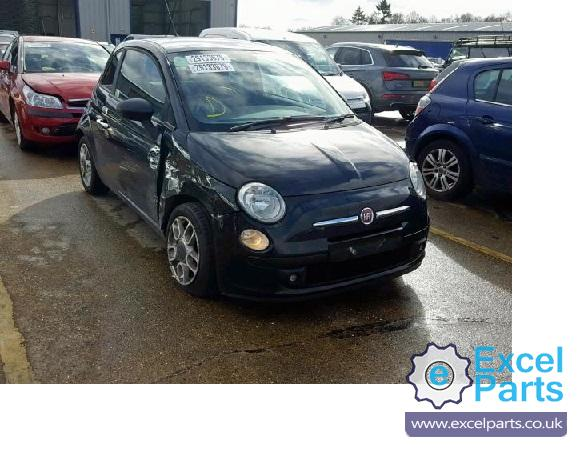 FIAT 500 MK1 3P SPORT REAR AXLE BEAM   5 SPEED MANUAL 1.2 I 1242 CC 169A4.000 169A4000